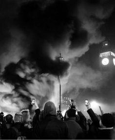 Riots in London in 2011