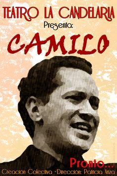 Juan Carlos Villamizar | La Historia Hoy: Camilo Torres Restrepo (1929-1966) por el teatro L...
