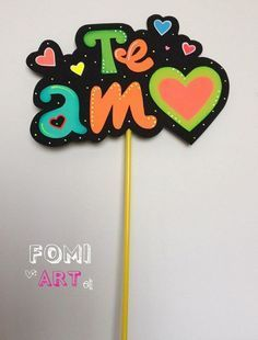 dibujos de amor en fomi - Buscar con Google Foam Crafts, Diy And Crafts, Crafts For Kids, Paper Crafts, Ideas Para Fiestas, Diy Gifts, Projects To Try, Gift Wrapping, Gifts For Him