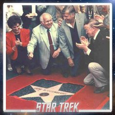 por Javier Just Vernet:  Gene Roddenberry  Today in 1985, Gene Roddenberry...