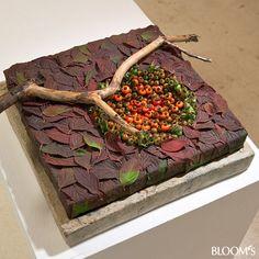 Florale Objekte: Hagebutten-Design
