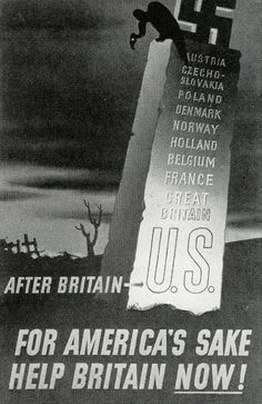After Britain    1940.