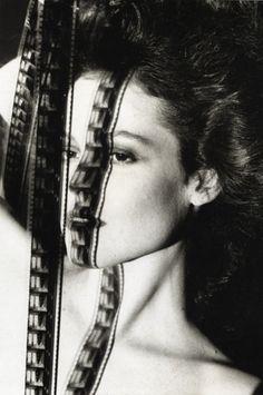 Sigourney Weaver by Helmut Newton, 1983