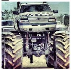 Sexy ass truck