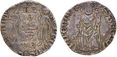 NumisBids: Nomisma Spa Auction 50, Lot 82 : COMO Azzone Visconti (1335-1339) Grosso da 24 imperiali – Biaggi...