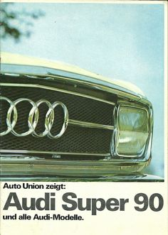#Auditradition 1967 - Audi 90