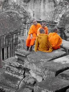 40 Impressive Selective Color Photography Examples