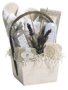 Renewal Spa Gift Basket
