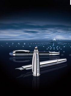 Mont Blanc's Emirates Pen