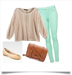 Cute but comfortable by sarahfellis on Polyvore#Repin By:Pinterest++ for iPad#