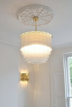 Disc Chandelier Ceiling Light | Contemporary Lighting Products