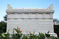 Civil War Unknowns Memorial - E side - Arlington National Cemetery