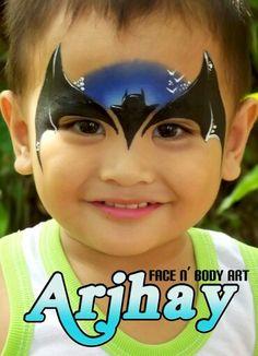 Arjhay Batman design. Amazing!