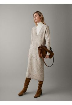 47756556 Massimo Dutti Maxi dress - beige - Zalando.co.uk Fashion 2018, Fashion