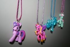 My Little Pony Necklace by HellcherryCreations on Etsy, £3.50