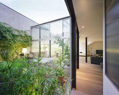 Esprit Loft Japonais avec patio - Arch and Home