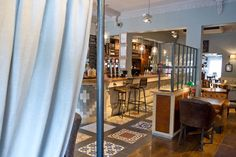 The George - Belsize Park. By Fusion By Design.
