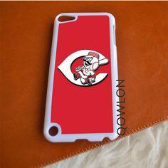 Cincinnati Reds Baseball iPod Touch 5 | 5TH GEN Case