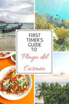 How to spend 4 days in Playa Del Carmen | Lilies and Lightning Bugs