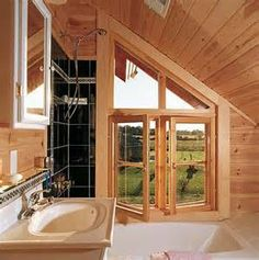 Log Cabin Bathrooms - Bing Images