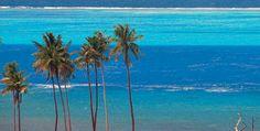 As belezas da Polinésia Francesa