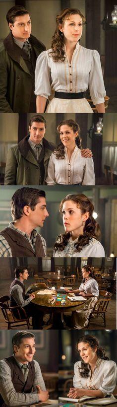 When Calls The Heart - Jack & Elizabeth - season 1 episode 7 #WCTH #Hearties