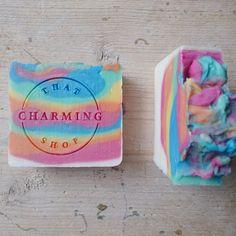 Cosmopolitan Rainbow Soap