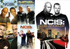 NCIS Los Angeles Seasons 1-5 DVD $79.99