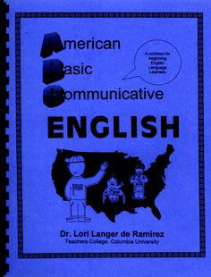ABC English is a worktext for beginning English Language Learners. It contains language set in real-world dialogs while grammar is addressed in a communicative framework. Comprehension questions and a variety of activities test understanding and application of the structures and vocabulary presented in each of 26 chapters. (153 pages)
