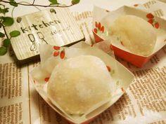 ♡苺とクリームチーズの大福♡の画像
