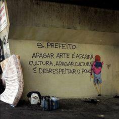 """Destaque no maior festival de documentários da América Latina, Festival É Tudo Verdade, o filme """"Cidade Cinza"""" fala sobre a cultura do graffiti e como ele é tratado na cidade mais populosa do Brasil"""