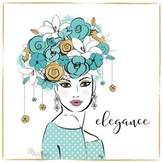 Stylish Advent Calendar DAY 7  I wish you ELEGANCE  When the inside is as beautiful as outside. I wish you beauty that never fades and never goes out of style