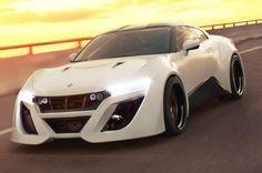Team Galag TG1 (custom Nissan GT-R)