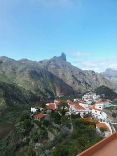 Tejeda. Gran Canaria Island. Spain.