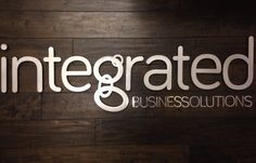 Custom Business Sign  Metal Letters by INSPIREMEtals on Etsy, $200.00