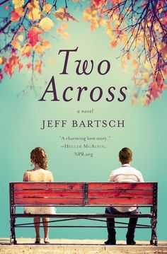 "This ""smart, romantic debut"" (Kirkus Reviews) is now in paperback. Two Across is a winning debut novel about true love and crosswords. #GrandSummerReads2016"
