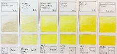 Jane Blundell Artist: Daniel Smith watercolour - full range