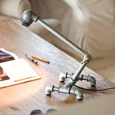 Kozo 3 Desk Lamp now featured on Fab.