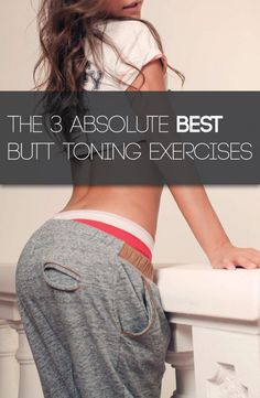 You dont have to be Tina from Bobs Burgers to know that having a nice toned butt is a beautiful thing. If its your goal to maximize your booty beauty then Im about to share the 3 amazing butt shaping exercises that will get you there.