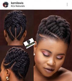 The Beauty of Braided Hairstyles – Model Hairstyles Flat Twist Hairstyles, Flat Twist Updo, Braided Hairstyles, Natural Updo Hairstyles, Flat Twist Styles, Hairstyles For Black Ladies, Black Women Natural Hairstyles, Dreadlock Hairstyles, Easy Hairstyle