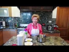 ¡¡DULCE LECHE FRITA DE LA GÜELA PEPI!! ESPECTACULAR - YouTube Cupcakes, Cotton Candy, Youtube, Foods, Cold, Milk, Cooking Recipes, Pastries, Homemade Food