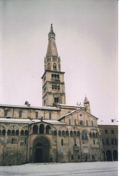 Twitter / turismoER: Modena sotto la #neve! by Daniela Bocchi