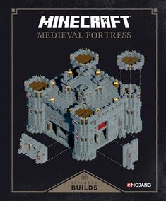 Have you ever wanted to create your own legendary medieval kingdom to rule over? Well, now you can, with Minecraft Exploded Builds: Medieval Fortress.     Learn how to design, build, and customize...