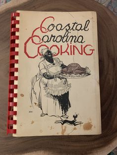 Excited to share this item from my #etsy shop: Coastal Carolina Cooking Cookbook Third Printing 1960 Spiral Bound Southern Cooking Women's Auxiliary Myrtle Beach South Carolina Fun Illustration, Illustrations, Myrtle Beach South Carolina, Overcoming Adversity, Vintage Cookbooks, Small Groups, Spiral, Coastal, Old Things