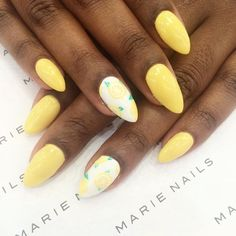 Lemon🍋 nail art from MARIE NAILS LA location! Give us a call to make an appointment: 🌹3RD +1(310)5505925🌹MELROSE +1(323)7828080🌹K-Town +1(213)3883227 #marienails #gel #gelnails #gelmanicure #nails #nailart #nailstagram #naildesign #nailaddict #nailartist #instanails #calgel #calgelnails #japanesenailart #japanesenail #fruitnails #lemonnails #yellownails #funnails #japanesenailsalon #マリーネイルズ #ネイル #ネイルデザイン #ネイルアート #ジェルネイル #ジェル