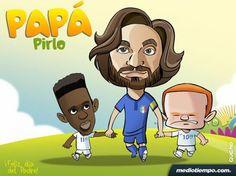 Papá Pirlo