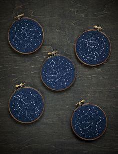 Broderie / Constellation