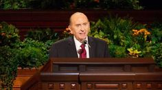 President Monson stood at the pulpit to share brief but enlightening messages with the world in October 2016 general conference. As the prophet and leader of The Church of Jesus Christ of Latter-day Saints, he extended several specific challenges to members.