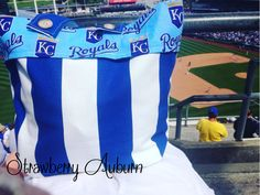 Royals Shoulder Bag by Strawberry Auburn - Handmade in KC member