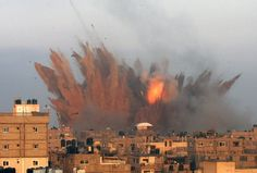 Israeli occupation forces have murdered tens of Palestinian children in Gaza Strip, destroyed their homes, hospitals and schools.